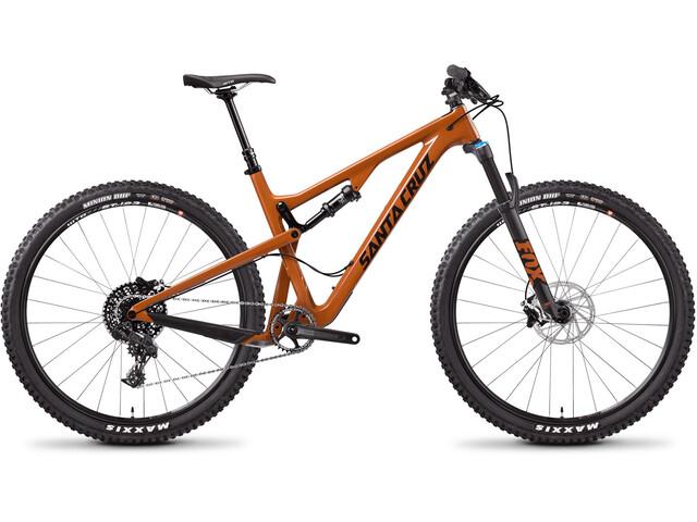 "Santa Cruz Tallboy 3 C R-Kit täysjousitettu MTB 29"" , oranssi"